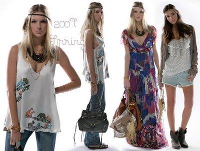 Отказ хиппи от общепринятой моды привел к исследованию других культур, в...