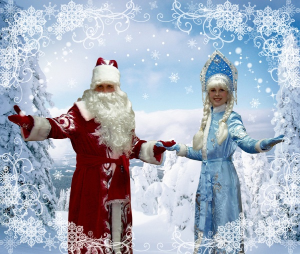 Костюм снегурочки на новый год своими руками
