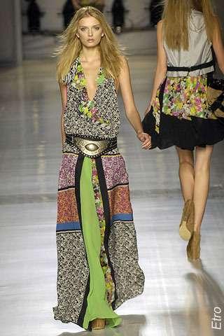 Russian fashion week: русский стиль.