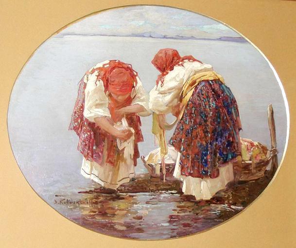 Степан фёдорович и его бабы