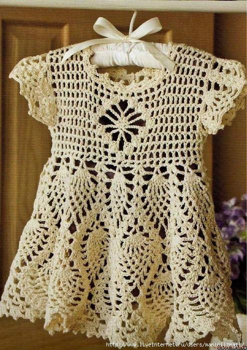 Белое платье крючком схема.  Вечерние платья для 50 летних женщин.