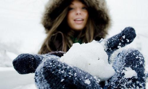 Мечта!  Свет, это тебе немного зимы!