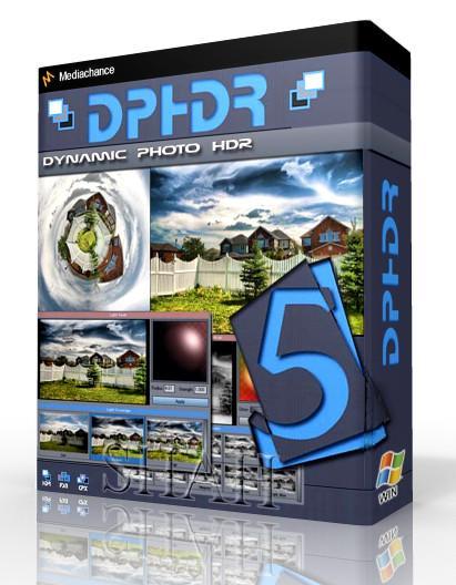 Программа - Dynamic PHOTO HDR v5.0 Portable. свой цитатник или