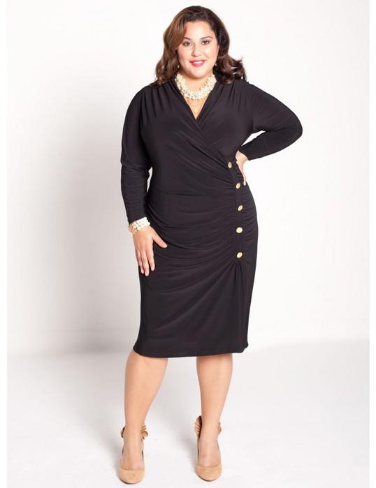 Одежда для полных женщин 2014 1