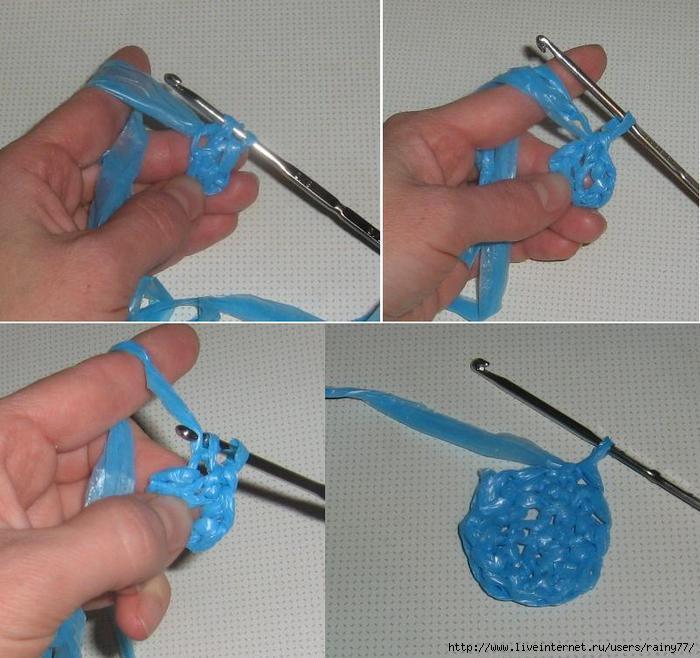 Вязание как сделать для детей 109