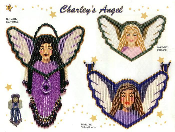 Схема ангелочка.