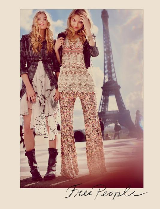 Люди в париже фото 5
