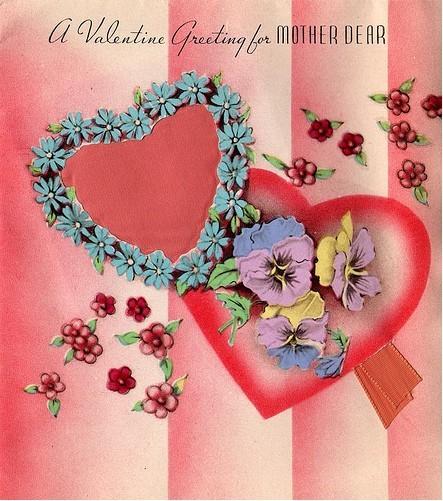 "Схема вышивки  ""Валентинка "": таблица цветов."