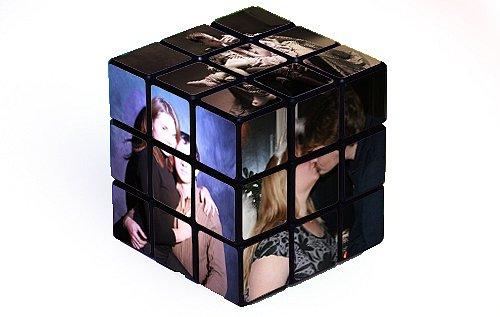 Кубик рубика с фото своими руками 56