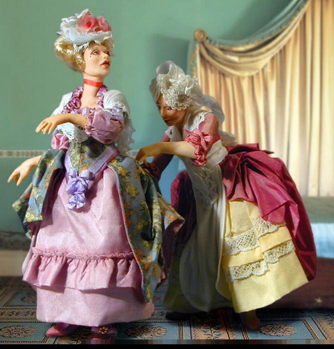 Купить куклу для театра своими руками