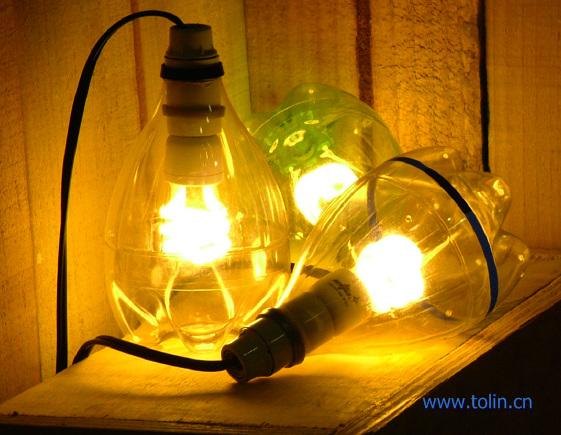 Переносную лампу своими руками