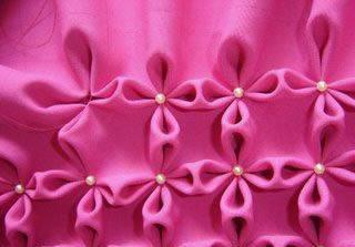 4. Расход ткани на буфы обычно вдвое больше площади участка с буфами в готовом виде.