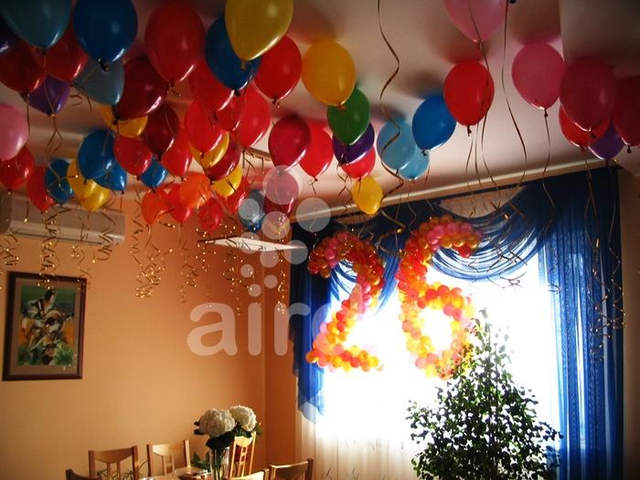 Украсить комнату на день рождения мужчине своими руками фото 92