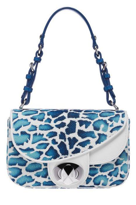 Christian Dior - модные сумки весна/лето 2011.