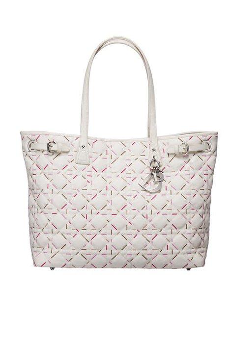 Новая коллекция модных сумок от Christian Dior получилась яркая и.