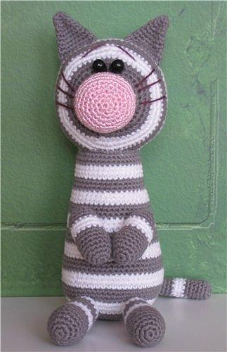 Вязание игрушки на крючком для