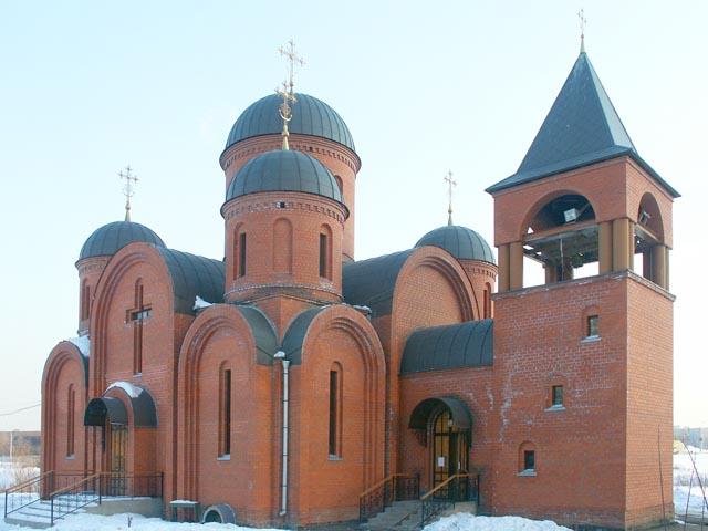 Храмы в честь святителя Николая.