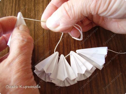 Как сделать бумажные манжетки