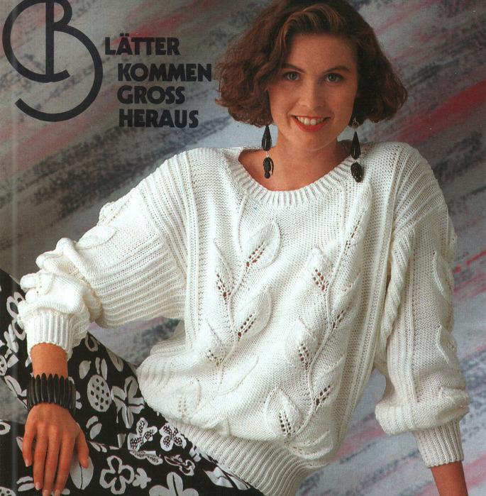 Фото модных узоров вязание спицами