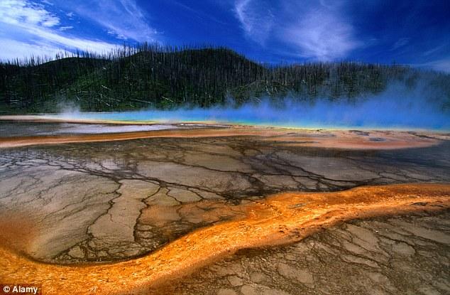 в америке просыпается елостонский вулкан.каковы последствия