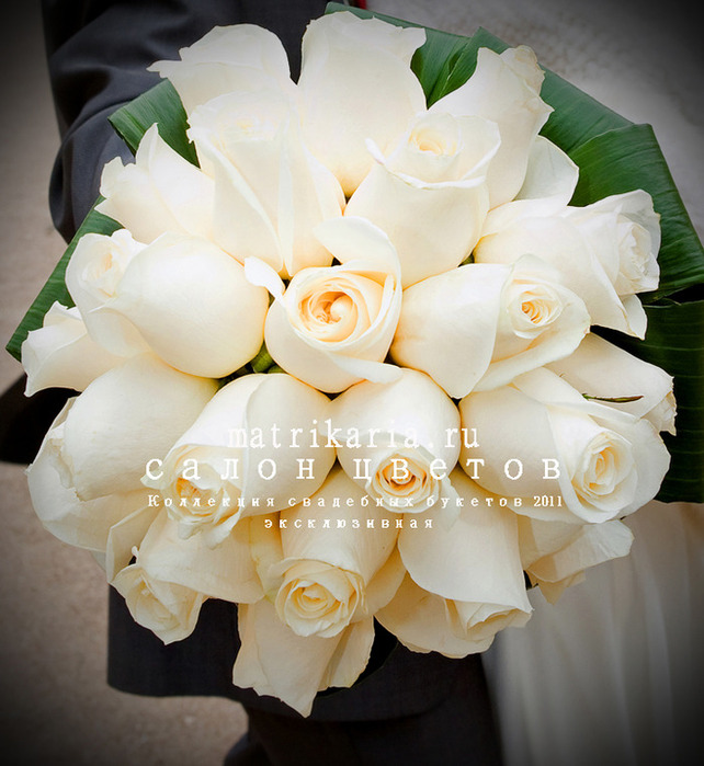 букет невесты в греческом стиле.