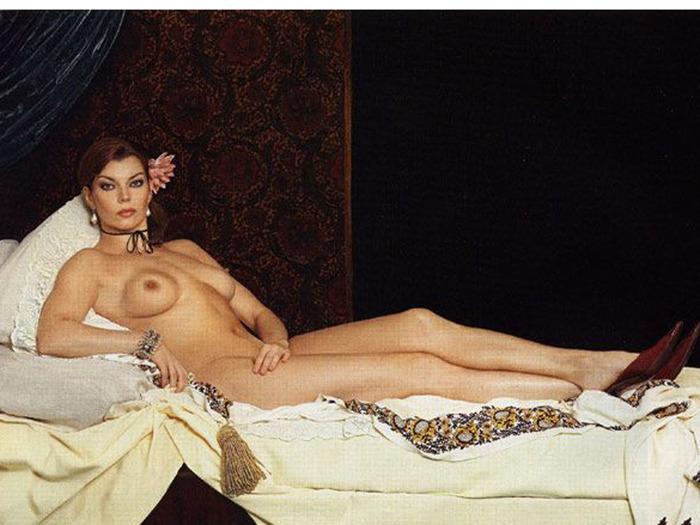 Эротические фотографии про Смотреть голых звезд российского шоубизнеса.