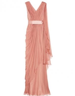Вечерние платья греческом стиле.  Фото греческих свадебных платьев.