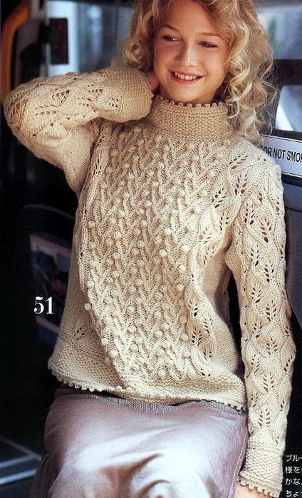 Вязание Японские Модели