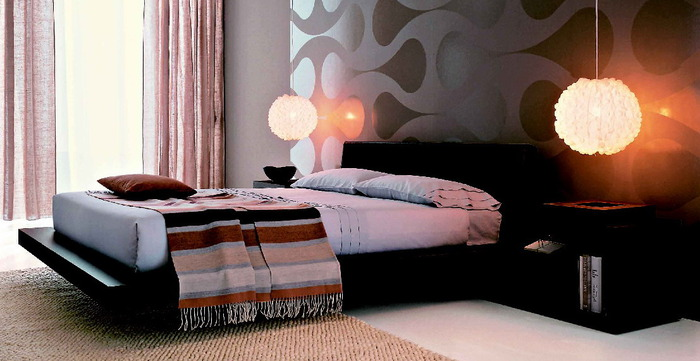 Выбор обоев для спальни - 44 примера с. обои для спальни фото.