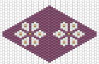 красивые схемы из бисера - Вышивка бисером.