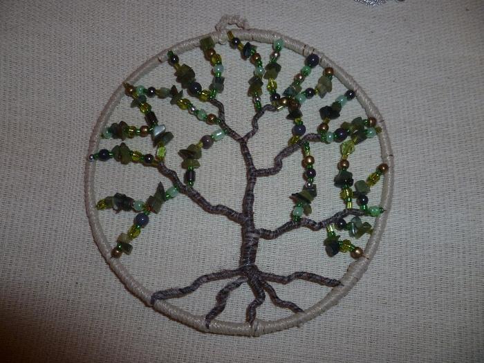 Дерево талисман своими руками