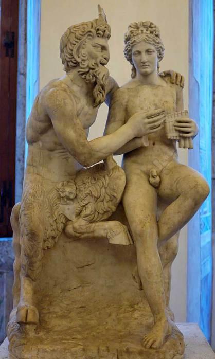 История праздника Дня святого Валентина берет своё начало с Луп