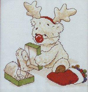 Вышитые картины, изделия из бисера и бусин, вязанные изделия, купить вышивку Lickle Ted Collection, вышивка мишек...