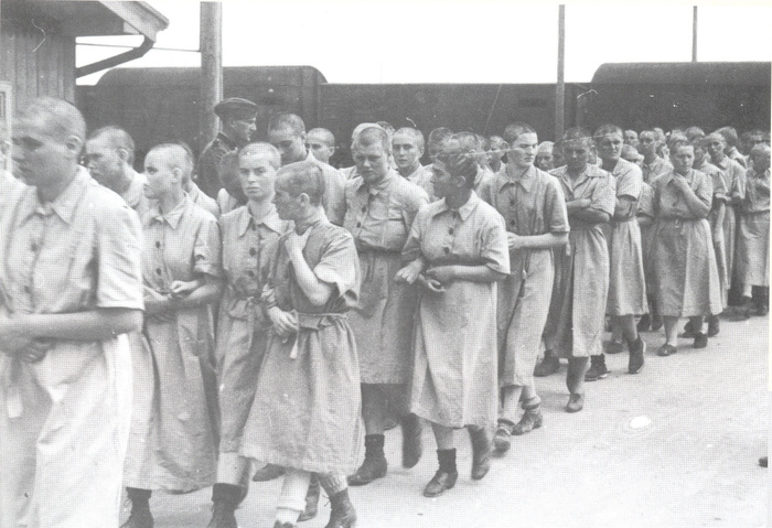 Проститутки в концлагерях фото
