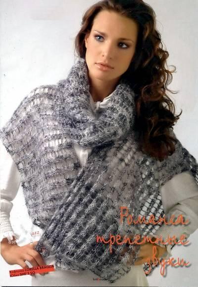 Описание: спицах, модели, схемы вязания спицами.