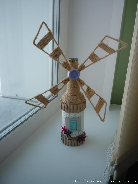 Поделка своими руками мельница ветряная 112