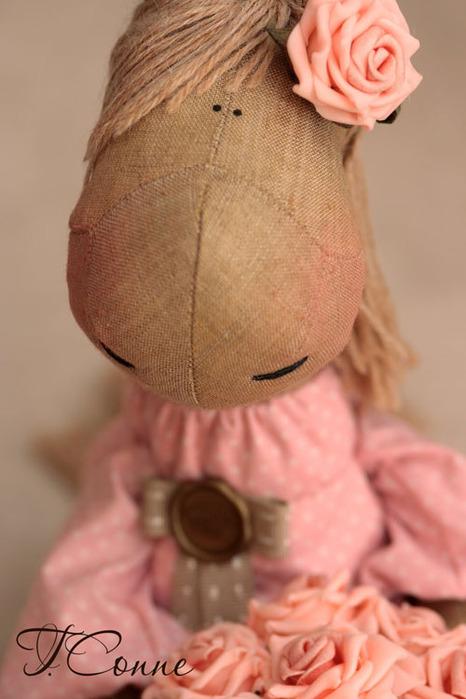 Игрушки от Татьяны Конны просто само очарование!  Мягкие игрушки от Татьяны Коннэ. блог автора. выкройки.