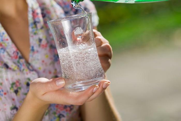 Лечебная минеральная вода Донат (DONAT) Mg.