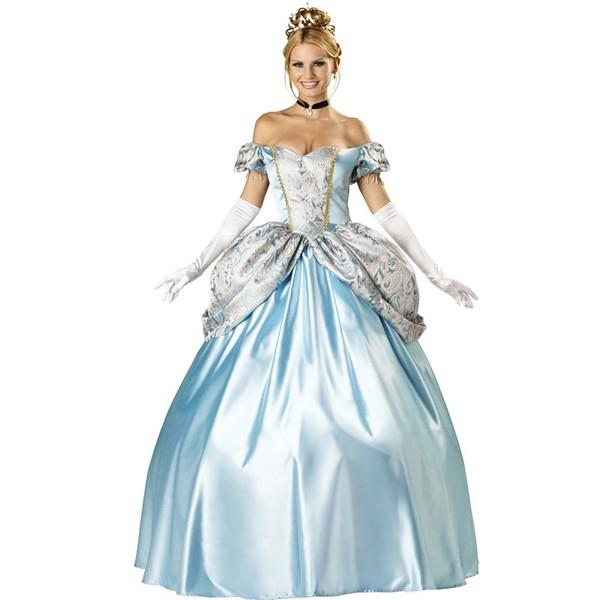 Какое платье у принцессы