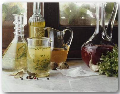 Виды уксуса для салатов с фото и разбавление