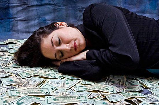 сон считать много денег наличные деньги