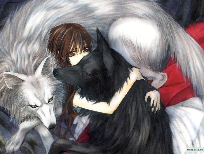 Обои spice and wolf b аниме обои и фото
