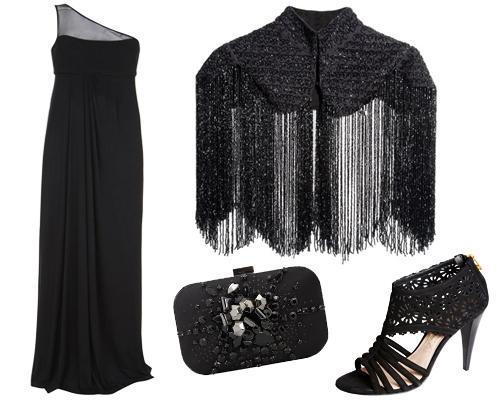 Большая история маленького черного платья.  Коко Шанель (Coco Chanel).