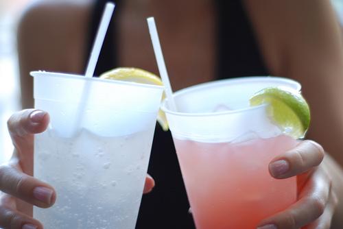 черный, синий, напитки, девушка, хорошо - картинка 31065...