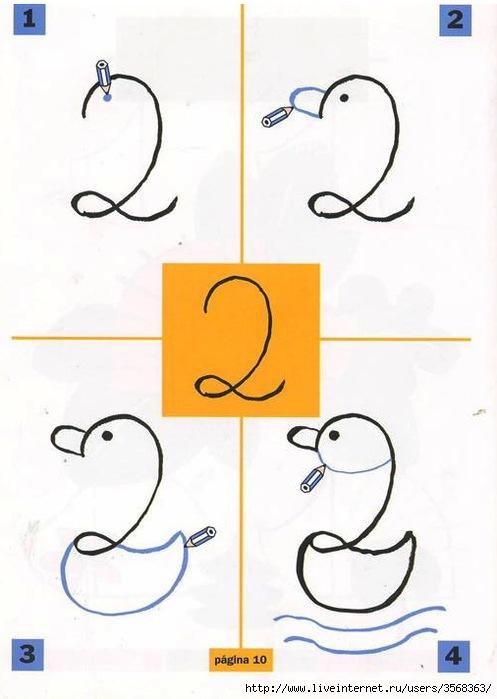 Как научиться рисовать похоже