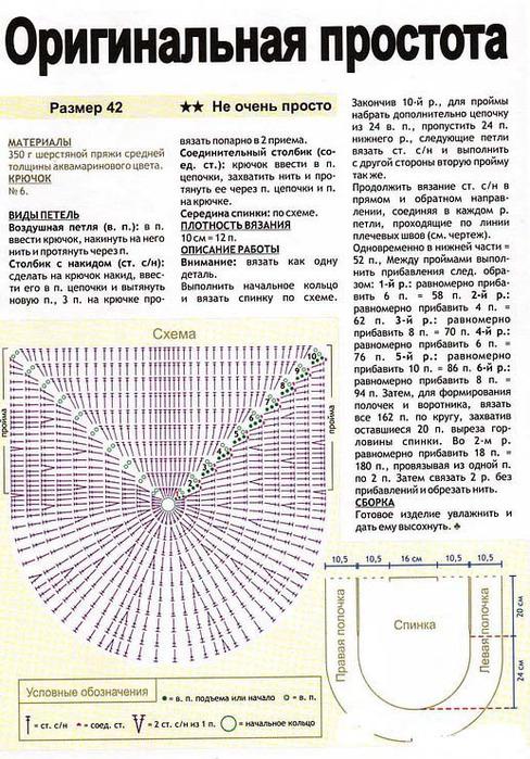 Вязание бесплатные схемы - вязаные шарфы Узорчик. ру