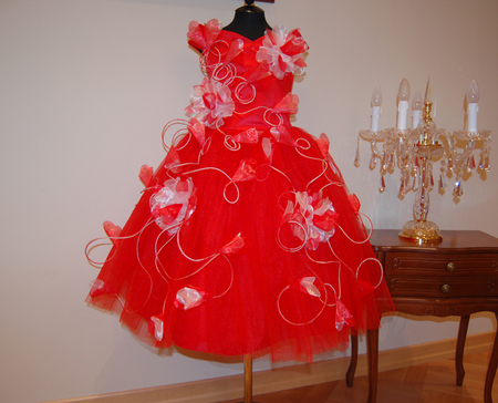 схемы шитья платьев сарафанов, сшить детское нарядное платье своими.