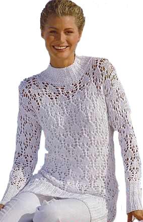 Модные вязаные кофты для девочек лет