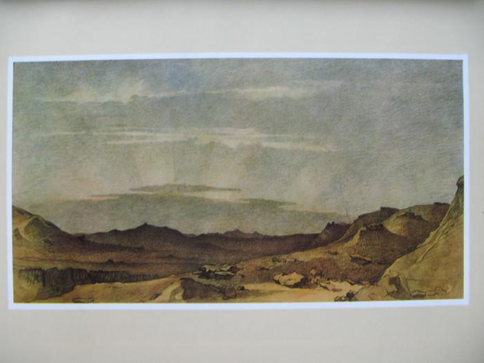 Горы на картинах рериха