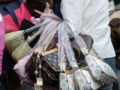 Дорогие сумки - Как отличить подделку от настоящей.